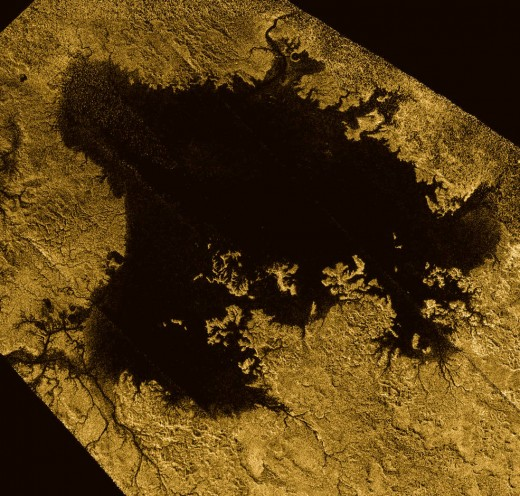 The outer planets may not be great candidates for life, but some of their moons sure are! Saturn's moon Titan, for example, could be home to a whole new kind of life--based on methane and ethane, instead of water.