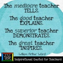 The uncompromising teacher