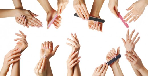 Doing your own manicures will save you money