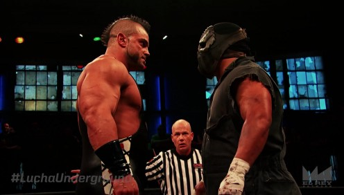 The Top 100 Lucha Underground Matches of All Time! 20-1