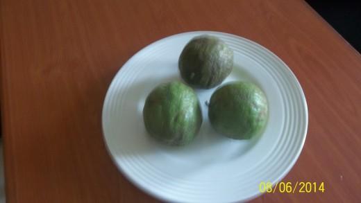 Avocado pear is