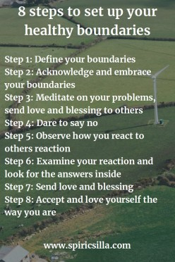 Essential Steps to Set up Your Boundaries