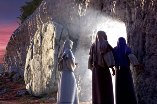 Mary came to the tomb at the beginning of Sunday. Christ had already risen that Saturday evening.