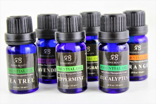 Don't forget, in a pinch, you can mix essential oils together for magical effects.
