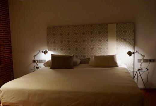 The Main Bedroom in Erik Vokel, San Bernardino, Madrid