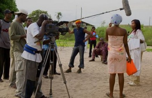 Nollywood - The Nigerian Movie Industry