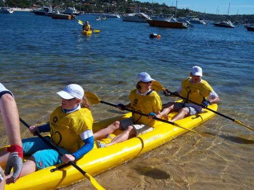 Kayak for Kids 2008