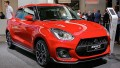 The Suzuki Swift Gets 'Swifter'