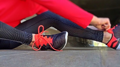 Choosing the right footwear is important when it comes to preventing osteoarthritis
