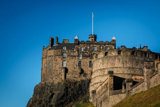Edinburgh Castle—The Most Visited Attraction in Scotland