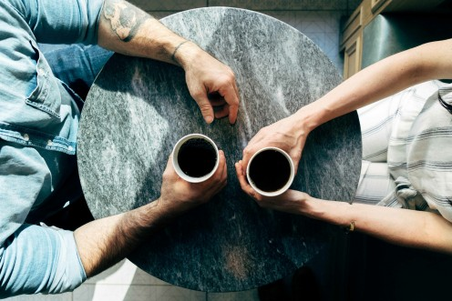 coffee and lovers
