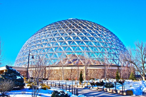 The Desert Dome, Henry Doorly Zoo and Aquarium