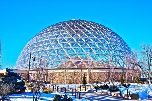 The Desert Dome, Henry Doorly Zoo and Aquarium