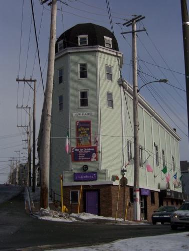 The Majestic Theatre, St. John's, NL