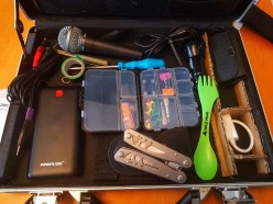 8 Essential items for a Vocalists Gig Bag