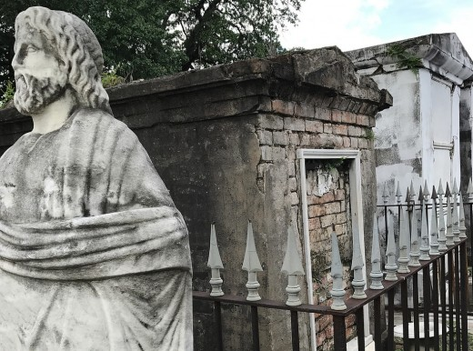 St. Louis Cemetery: New Orleans