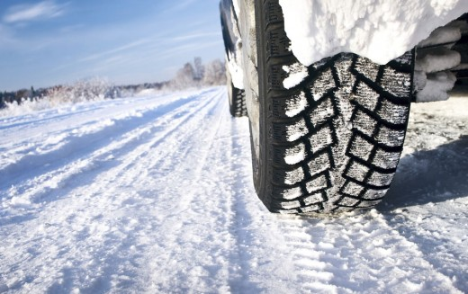 In some countries, changing to winter tires in November and keeping them for 6 months is a must