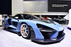 List of Futuristic Cars from Geneva Motor Show 2018