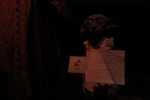 Dobby's character was based on much of the Brownie's folklore.