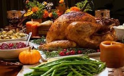 Thanksgiving Is a Special Time to Lay Aside Worries