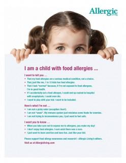 Food Allergies in the Media