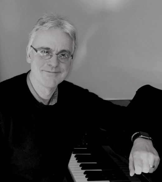 Simon Andrews, composer and all around good guy.