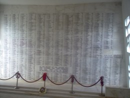 Pear Harbor's fallen heroes.