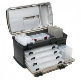 Some tackle boxes, such as this System Box, can hold an incredible amount of fishing gear!