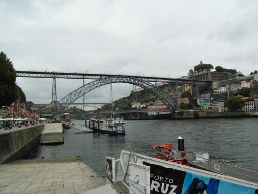 Ponte de Dom Luis 1.