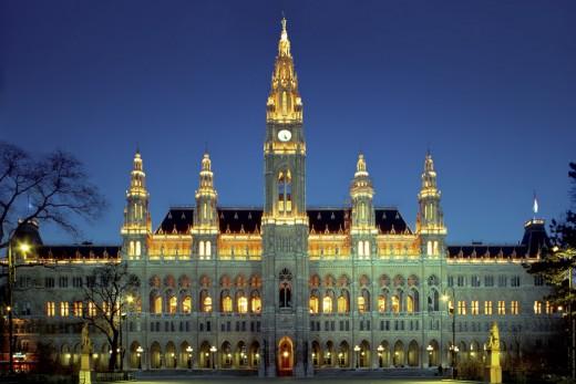 Town Hall Vienna