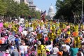 Largest Protest Marches in Washington DC