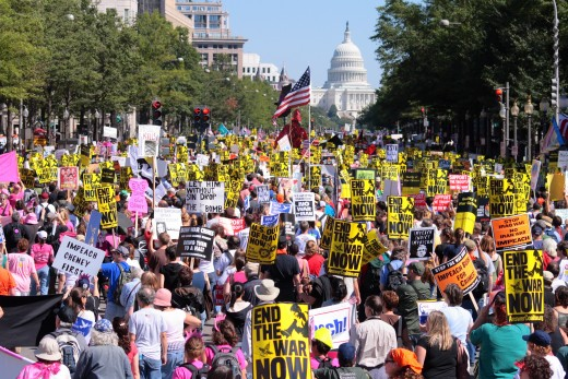 Washington DC is The Site For Many Historic Protests