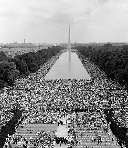 March for Jobs and Freedom 1963