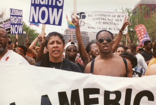 March on Washington for Lesbian, Gay, and Bi Equal Rights and Liberation 1993