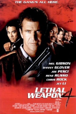 Should I Watch..? Lethal Weapon 4