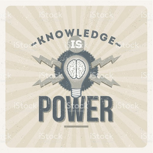 Knowledge is power. Our youth is our future