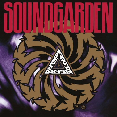 """Badmotorfinger"" by Soundgarden"