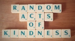 Random Acts of Kindness. Are You a Giver or a Taker?