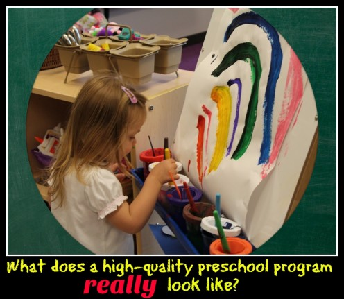 50 Characteristics of a High-Quality Preschool That Moms and Dads Need to Know