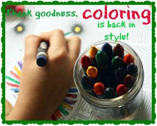 Coloring and drawing are open-ended art activities that inspire originality and let kids express themselves. They strengthen the pincer grasp so children can hold pencils and scissors correctly when they're in kindergarten.