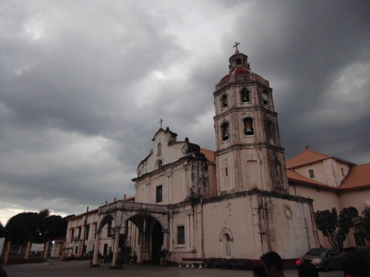 Betis Church - Pampanga