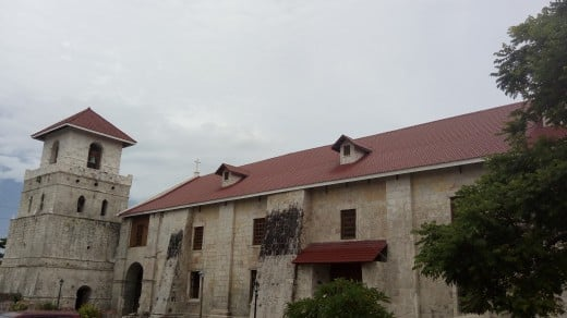 Loboc Church - Bohol