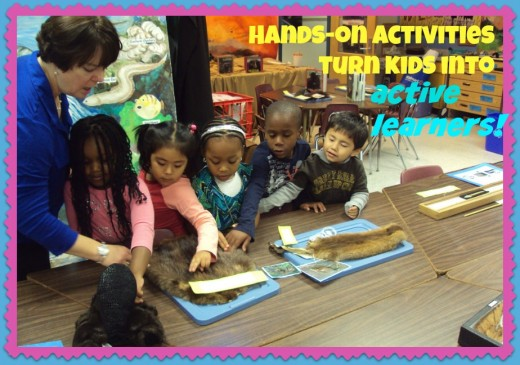 Hands-on learning at preschool requires a lot of thought, planning, and coordination. It takes a talented teacher to facilitate hands-on learning.