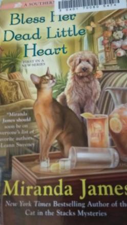 Bless Her Dead Little Heart by Miranda James: Book Summary