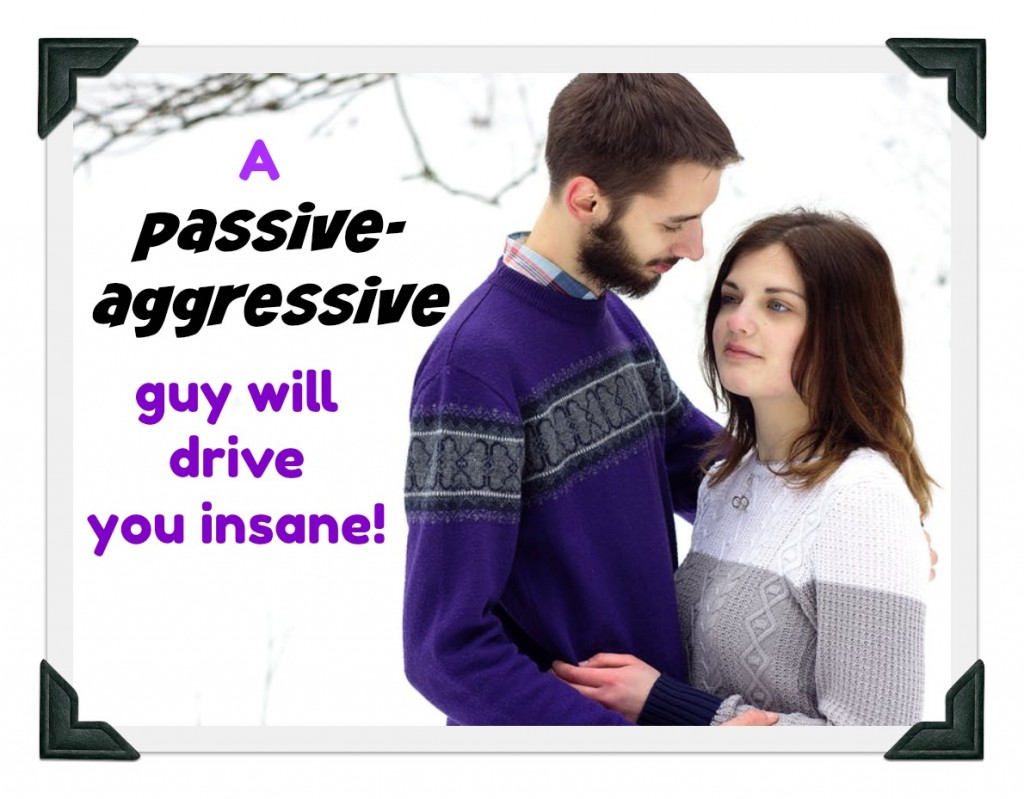 A Passive-Aggressive Guy Withholds Communication Making a Woman Go Crazy