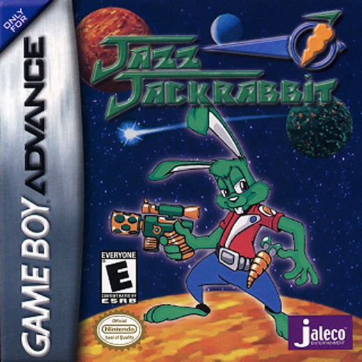 The box art of the game.