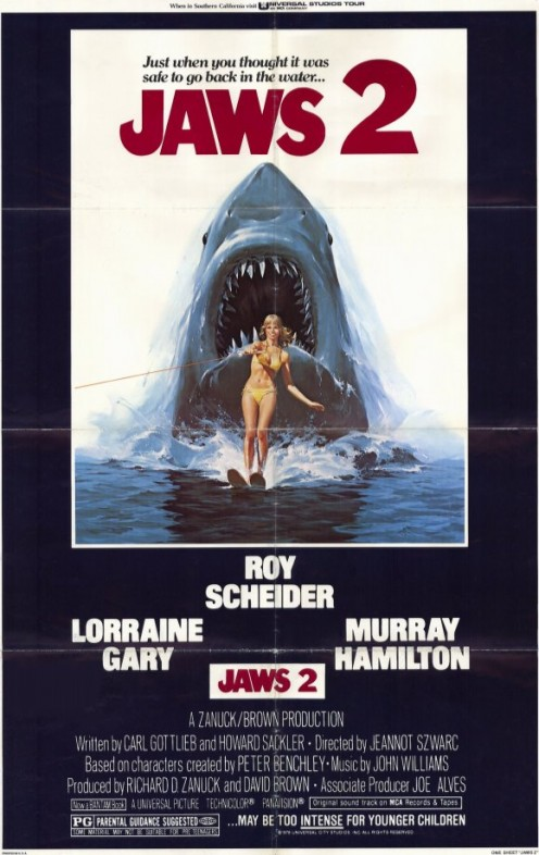 Stop Eating While Swimming!: 'Jaws 2' Retrospective