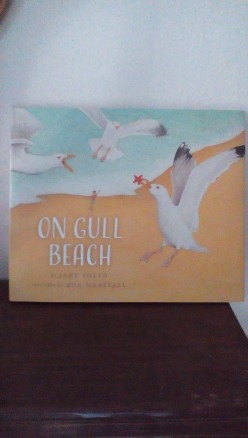 Seagull Teaches Lesson on Nature's Wonders with Beautiful New Picture Book and All the Elements of a Day at the Beach