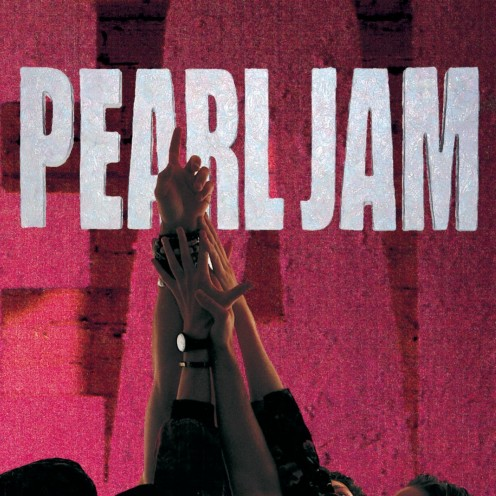 """Ten"" by Pearl Jam"