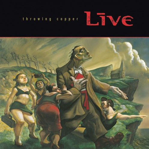 """Throwing Copper"" by Live"